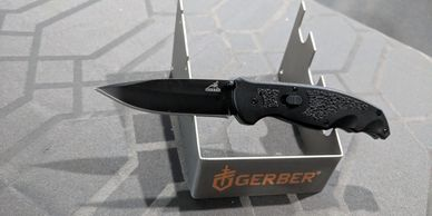 Gerber Answers FAST knife