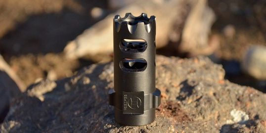 Gemtech Jake Brake QD mount