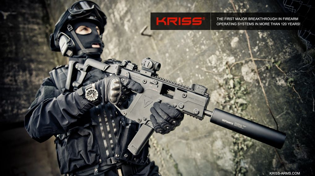 Kriss Vector SMG / Silencer