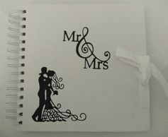 Personalised Guest Books .