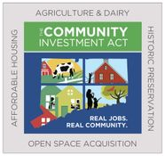 HISTORIC PRESERVATION- AGRICULTURE- OPEN SPACE- AFFORDABLE HOUSIN