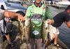 Greenwood Lake Open Buddy 9/10/16  Greg Del R. who fished solo weighed in 5 fish for 9.30lbs