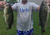 Carnegie Lake 8/4/18  John Dorne takes 2nd today with 3 fish for 8.29lbs