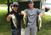 Merrill Creek Reservoir Open Buddy 7/6/19 Joe R. & Andy R. weighed in 3 fish for 7.25lbs