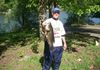 5/16/13 Candlewood Lake  Congrats to Eddie Kasperzak who wins the 2013 Lunker Of The Year award with a 5.73lb largemouth & cashes a check for $580.00