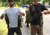 Merrill Creek Reservoir Open Buddy 7/2/16  Mark A. & Tom G. took 1st today with 5 fish for 14.70lbs