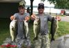 Merrill Creek Reservoir Open Buddy 7/6/19 Congrats to John D. & John D. Jr. who took 1st today with 5 fish for 16.90lbs