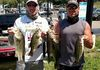 Lake Hopatcong Open Buddy 7/23/16  Brian G. & Bill G. weighed in 5 fish for 11.61lbs
