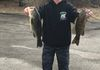 Swartswood Lake 3/30/19 Congrats to Eddie Kasperzak who wins back to back season club opening events. Eddie weighed in 5 fish for 14.70lbs