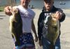 Monksville Reservoir Open Buddy 4/13/19 Congrats to John D. & John D. Jr who took 1st & lunker today. They weighed in 2 fish at 9.55lbs & their lunker went 5.40lbs