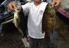 Candlewood Lake 5/12/16  John Dorne weighed in 5 fish for 16.58lbs