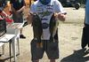 Candlewood Lake 5/18/19 Congrats to Brian Grant who took 1st today with 5 fish for 15.80lbs
