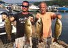 Greenwood Lake Open Buddy 9/10/16  John D. & John D. Jr. took 1st & lunker today. They weighed in 5 fish for 16.12lbs & their lunker went 4.00lbs