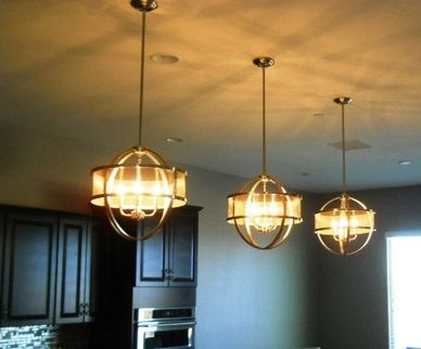 Get it Ready Handyman exchanging light fixtures, Book Now Online, Tucson, Arizona 520-303-1498