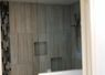 Custom Shower with Glass Doors by Get it Ready 520-303-1498