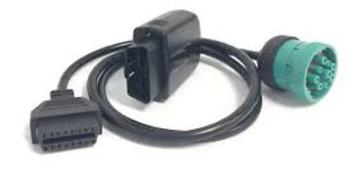 OBD 2 cable to J1939
