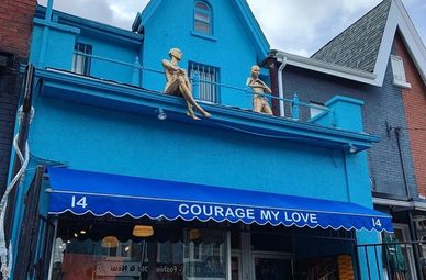 Courage my Love