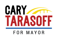 Cary Tarasoff for Mayor
