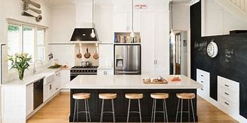 Kitchen appliances are included in the home inspection cost Houston top rated inspector near me