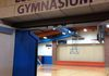 wayfinding gymnasium lettering-dimensional letters