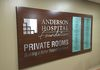 Anderson Hospital-donors-recognition-conference room-changeable-acrylic
