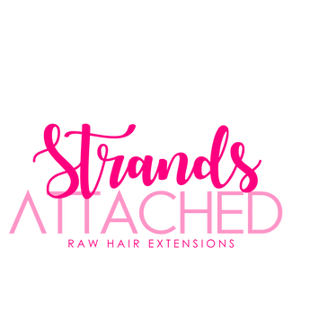 Strands attaches raw hair extension collection . It's thick and simply beautiful Cambodian hair.