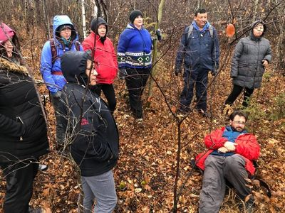 Staff Professional Development with Outdoor Council of Canada Trainers