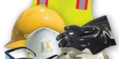 Gloves, Safety Glasses, N95 Respirators, Ear Plugs, Hard Hats, and many others.