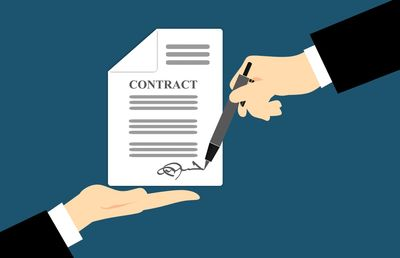 contract law from the formation of contracts to their enforcement.