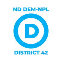 District 42 Dem-NPL of North Dakota