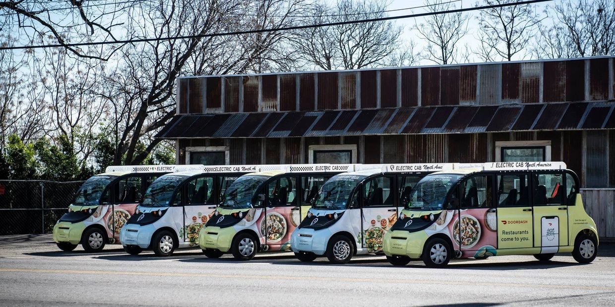 Urban Mobility and Last-Mile Microtransit - ECAB North America