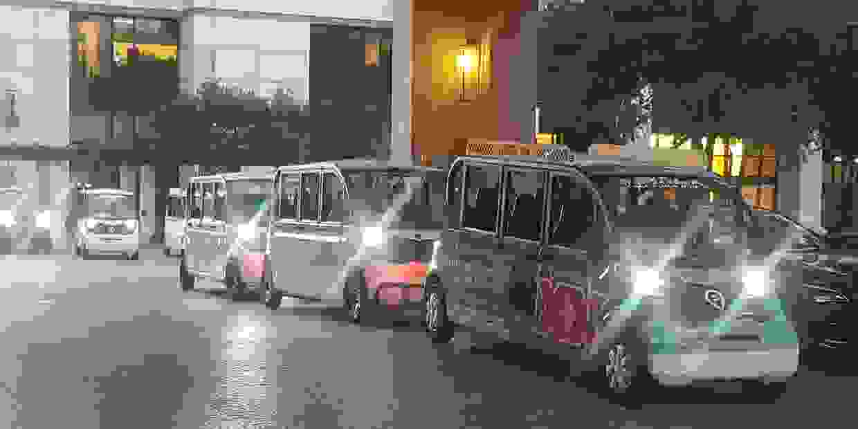 microtransit lastmile urban mobility