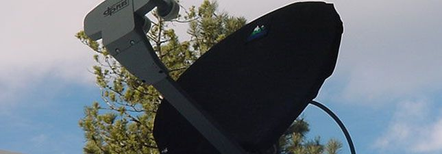 reduce snow and ice on all directv and Dish Network Satellite dish cover