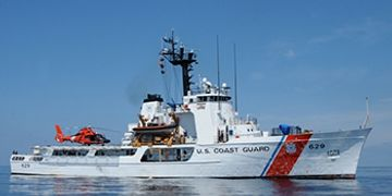 USCGC Decisive (WMEC-629) 210' Medium Endurance Cutter