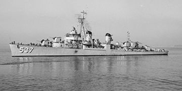 USS The Sulivans (DDS-537)
