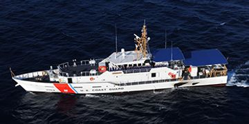USCGC Robert Yered (WPC-1104)