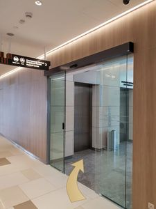 Medical Suites lift lobby of Royal Square @ Novena