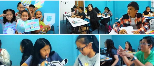 MOE approved French group classes in Singapore