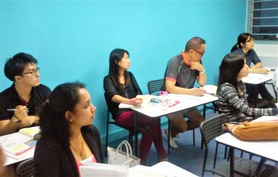 French Group Classes for Adults at French Language Academy, Singapore