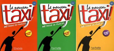 Textbooks for French Group Classes for Adults at French Language Academy