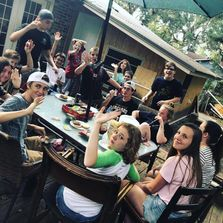 Rivers Edge Church, Hilliard, FL, Callahan, Student Ministry, Youth Group, cookout, Edge Students