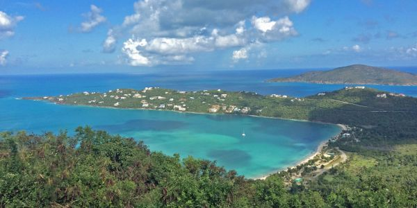 Magens Bay, St. Thomas, United States Virgin Island