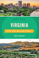 Cover of book, Virginia Off the Beaten Path, 12th Edition, Discover Your Fun, by Judy Colbert