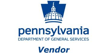 Registered Vendor For The State Of Pennsylvania