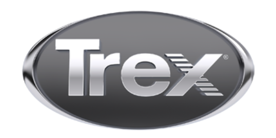 Trex composite decking products