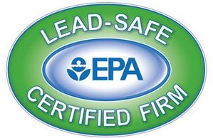 EPA (Environmental Protection Agency) Lead Safe Certified Firm