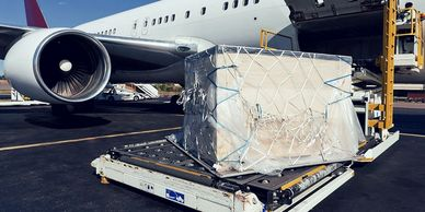 Air Cargo Shippment