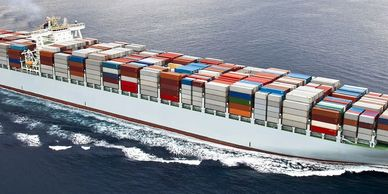 Ocean Freight and container shipping