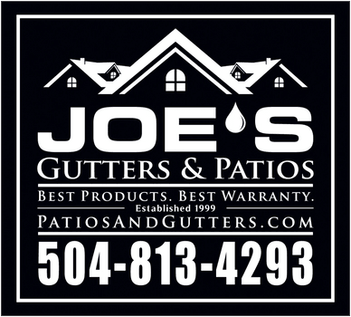 Joe's Gutters And Patios