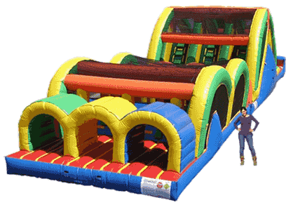AZ Inflatable obstacle course rentals